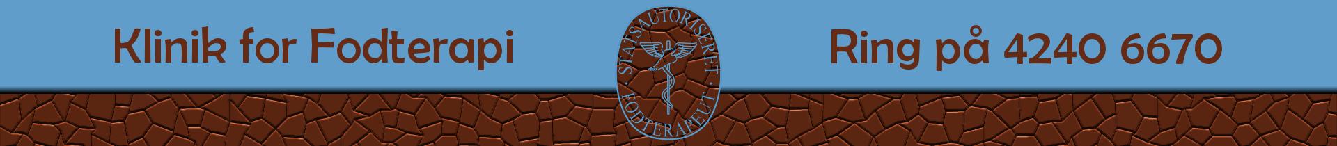 Klinik for Fodterapi v/ Stella Vinding